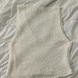 JLUXLABEL Tops - A knitted tank top.